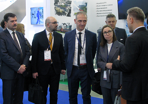"""RIPR"" PJSC sums up the results of exhibition"